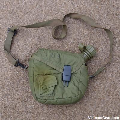 2 Quart Collapsible Canteen Cover 2nd pattern variation