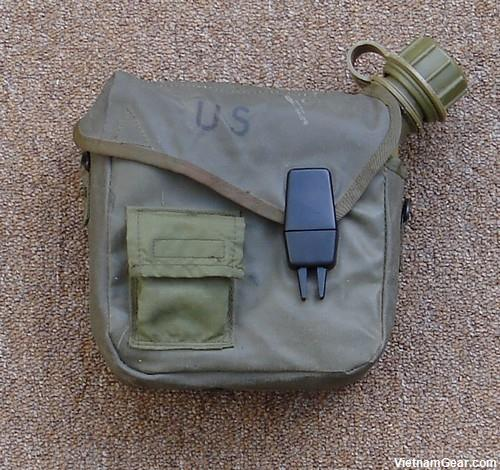 2 Quart Collapsible Canteen Cover