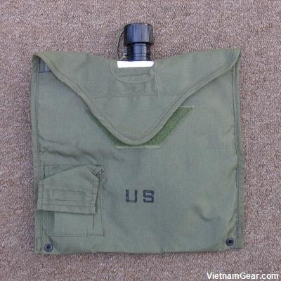 2 Quart Collapsible Canteen (Film Bladder) Cover 2nd pattern