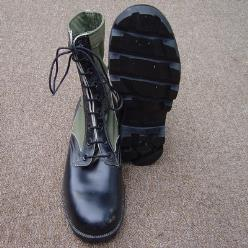 Jungle Boots DMS Spike Protective Panama Sole