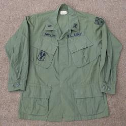Tropical Combat Jacket 4th Pattern