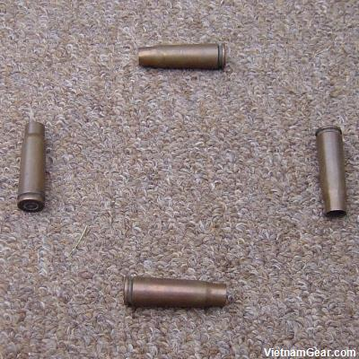 AK47 Spent Cartridges