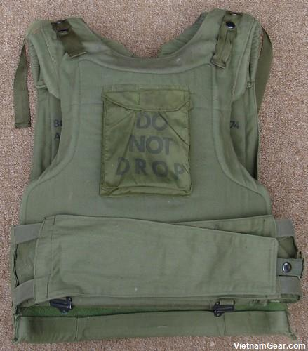Aircrew Body Armor 'Chicken Plate'