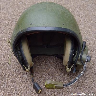 Combat Vehicle Crewman's Helmet