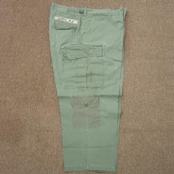 3rd Pattern Trousers With Additional Pockets