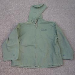 US Navy Wet Weather Parka