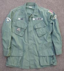 Tropical Combat Jacket 2nd Pattern Variant