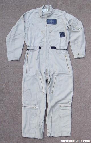 Khaki Summer Flying Coveralls