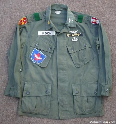 Tropical Combat Jacket