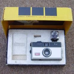 Kodak Camera 124 Instamatic