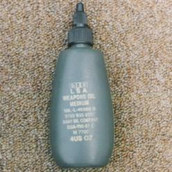LSA Oil Bottle 4oz - Bray Oil