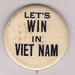 Let's win in Vietnam Badge