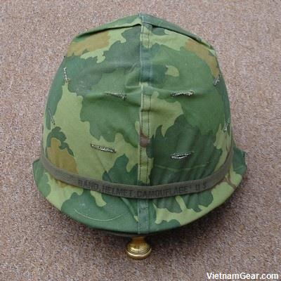 Mitchell Pattern Helmet Cover