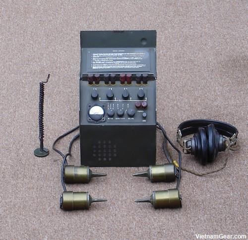 PSR-1A Intrusion Detecting Set