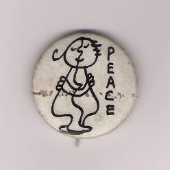 Peace Badge