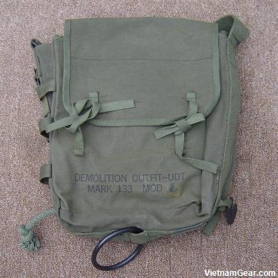 Mk 133 UDT / SEAL Demolition Bag