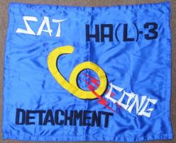 Seawolf Detachment 6 Flag
