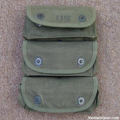 Three-pocket Grenade Carrier