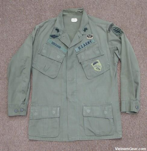 Tropical Combat Jacket 5th Pattern