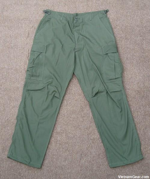 Tropical Combat Trousers 3rd Pattern