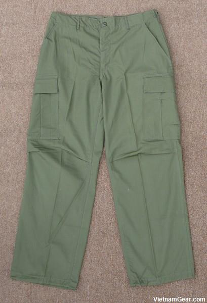 Tropical Combat Trousers 6th Pattern