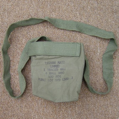 M60 Bandolier without box inset.